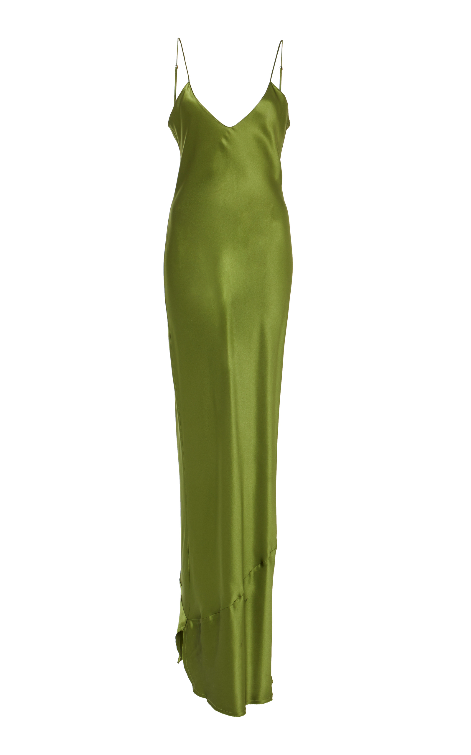 Cami Gown in Campo Green