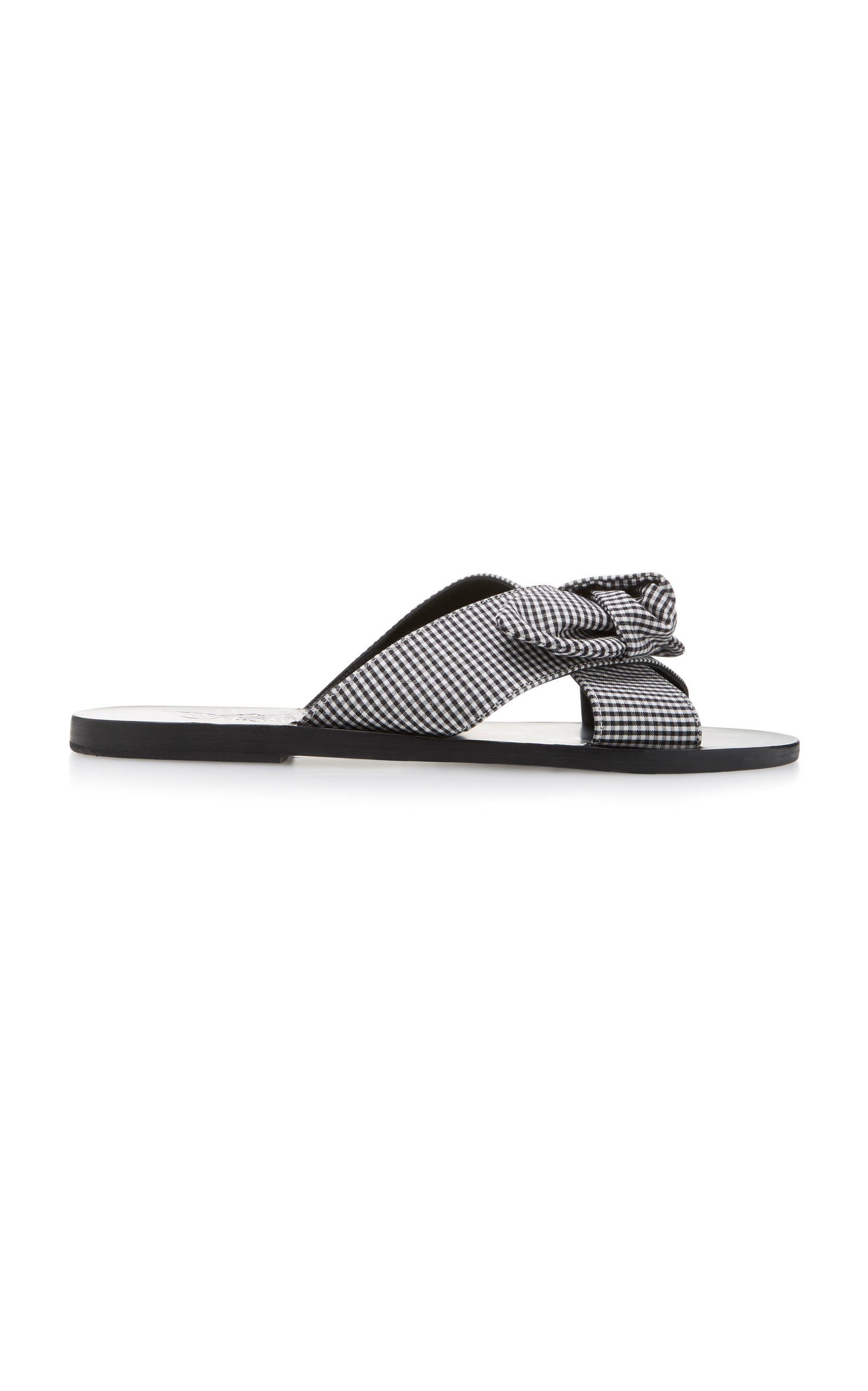 Ancient Greek Sandals Thais Bow nVvcN
