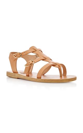 97210488b Ancient Greek SandalsGrace Kelly Leather Sandals
