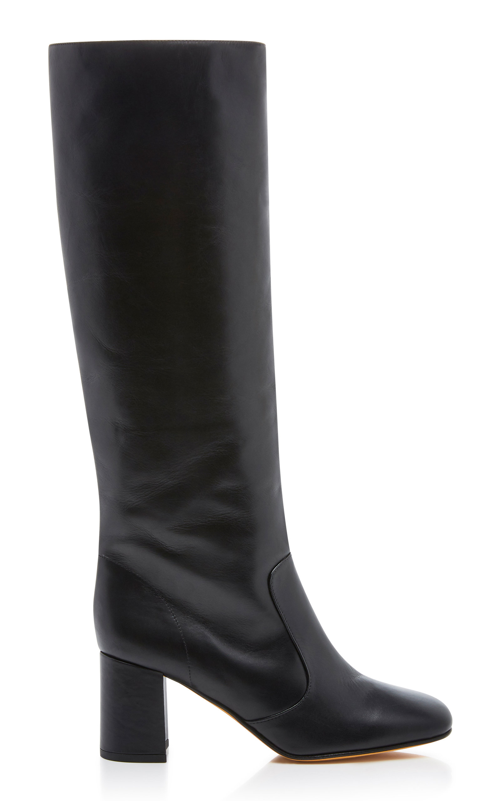 Maryam Nassir Zadeh LUNE LEATHER BOOTS