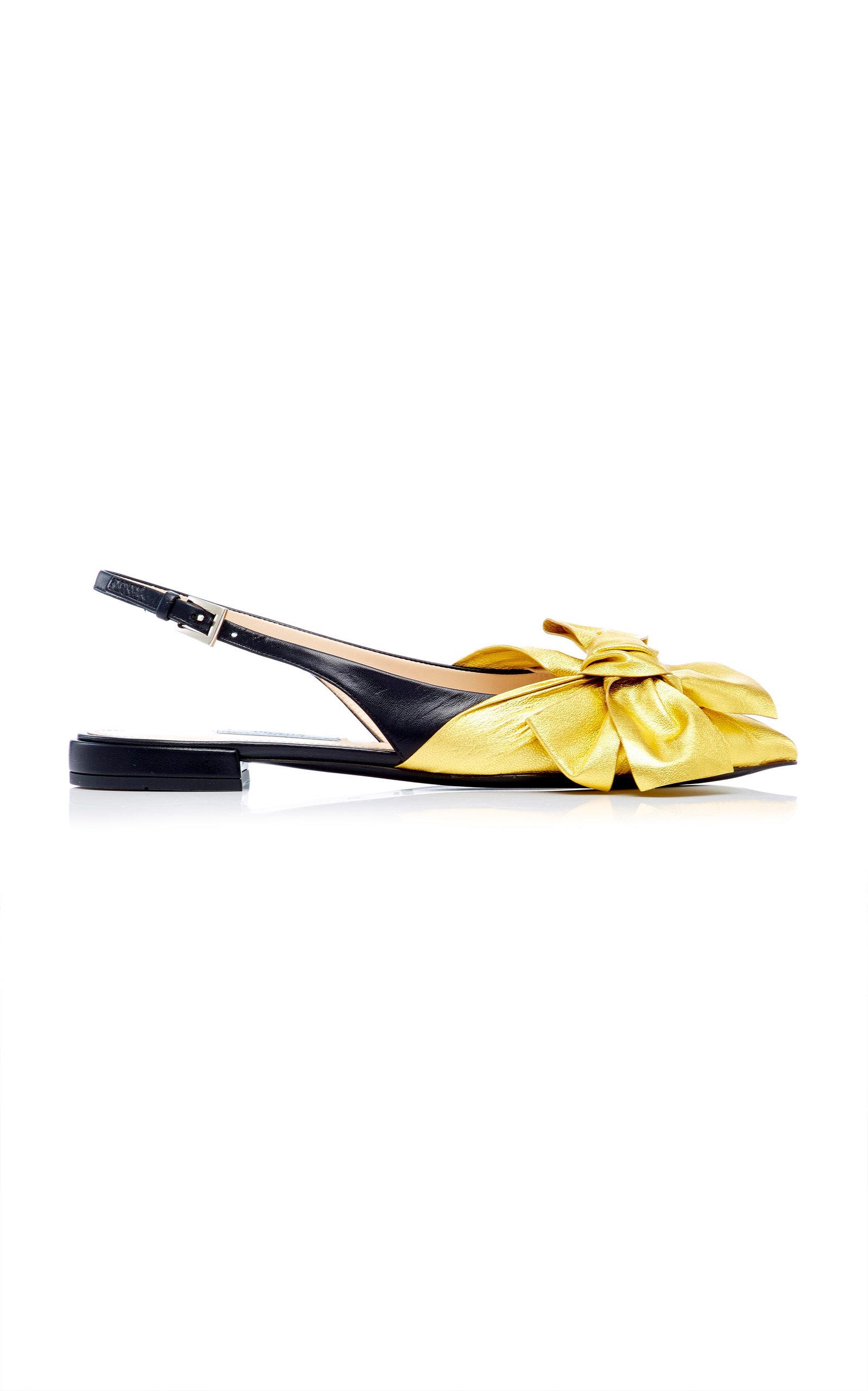 Prada M'O Exclusive: Ballerina Slingback Flats tOGcaHK