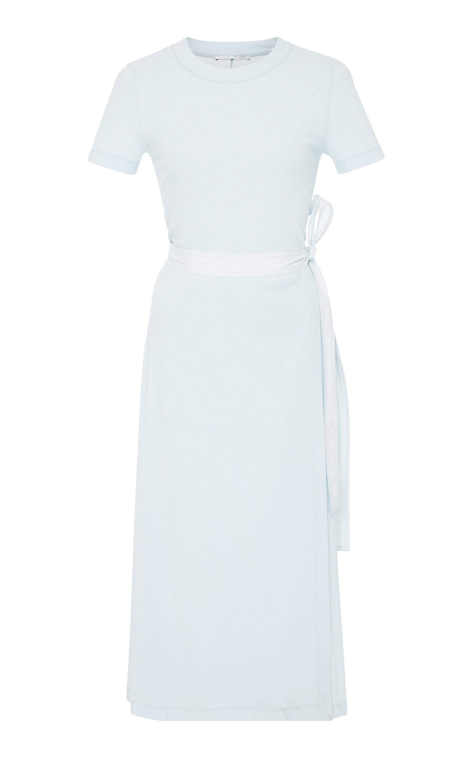Rib Knit Apron Wrap Dress Rosetta Getty bGkAIcjjdf