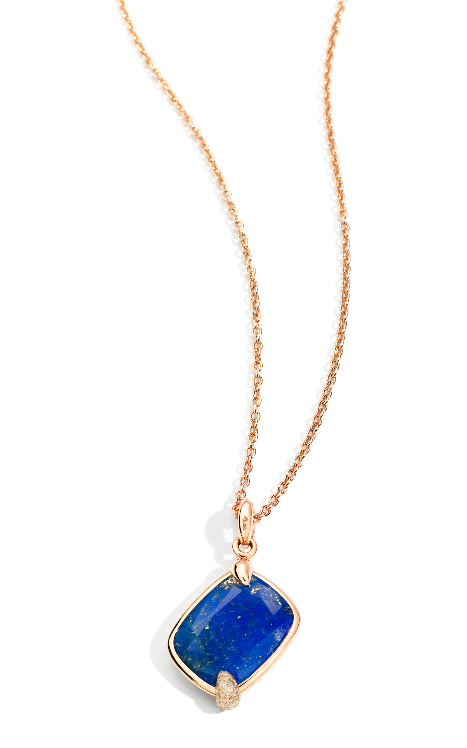 cobalt gallery drop lariat necklace madewell pendant in blue lyst normal lapis product jewelry bright