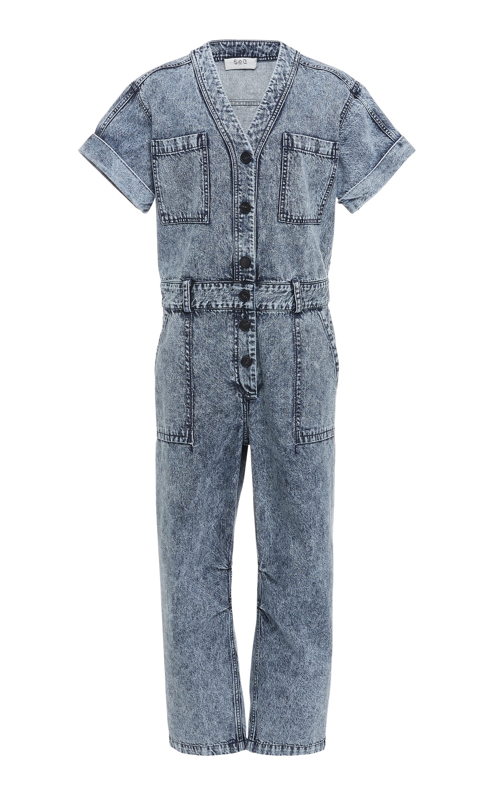 JOCELYN DENIM JUMPER