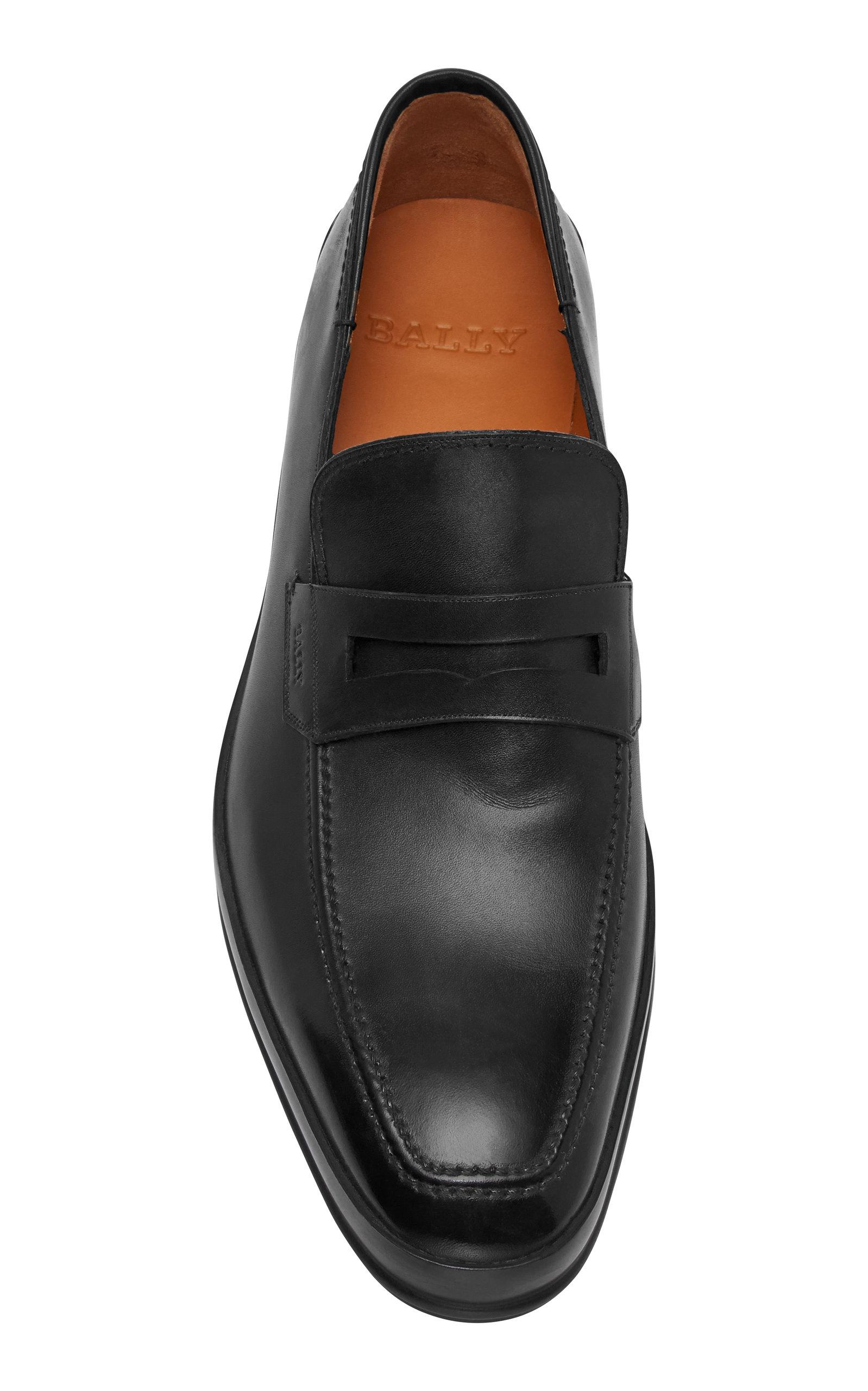 fa32e5d9980 BallyRelon Calfskin Penny Loafers. CLOSE. Loading. Loading. Loading