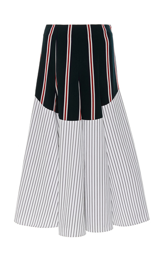 TOME | Tome Godet Skirt | Goxip