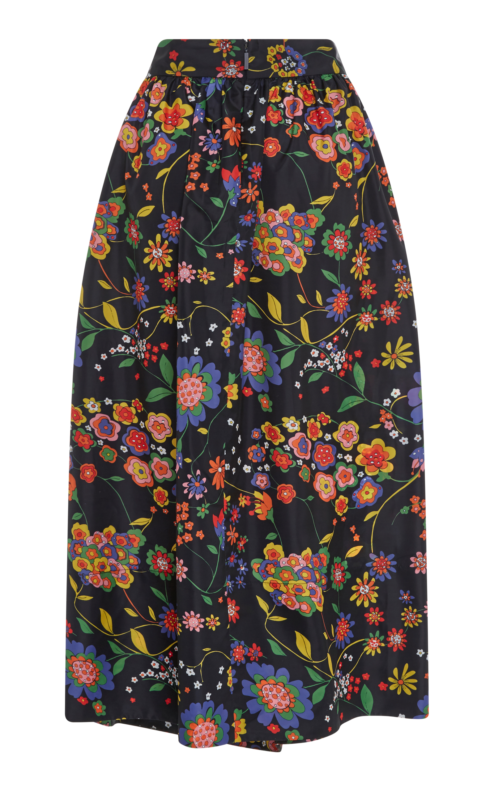 9a317f9981 TibiSmocking Floral Full Skirt. CLOSE. Loading. Loading