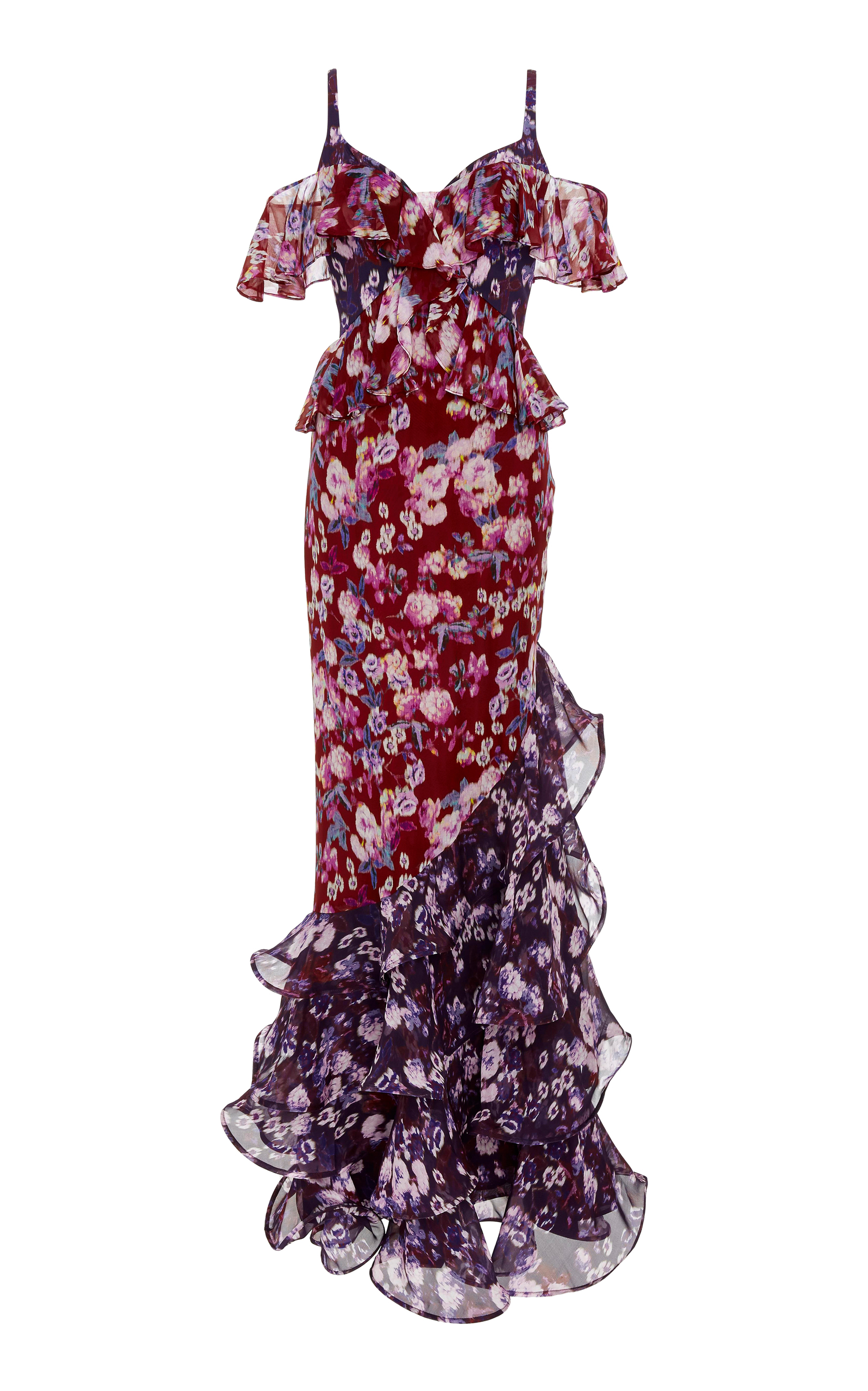 MOIRA FLORAL GOWN