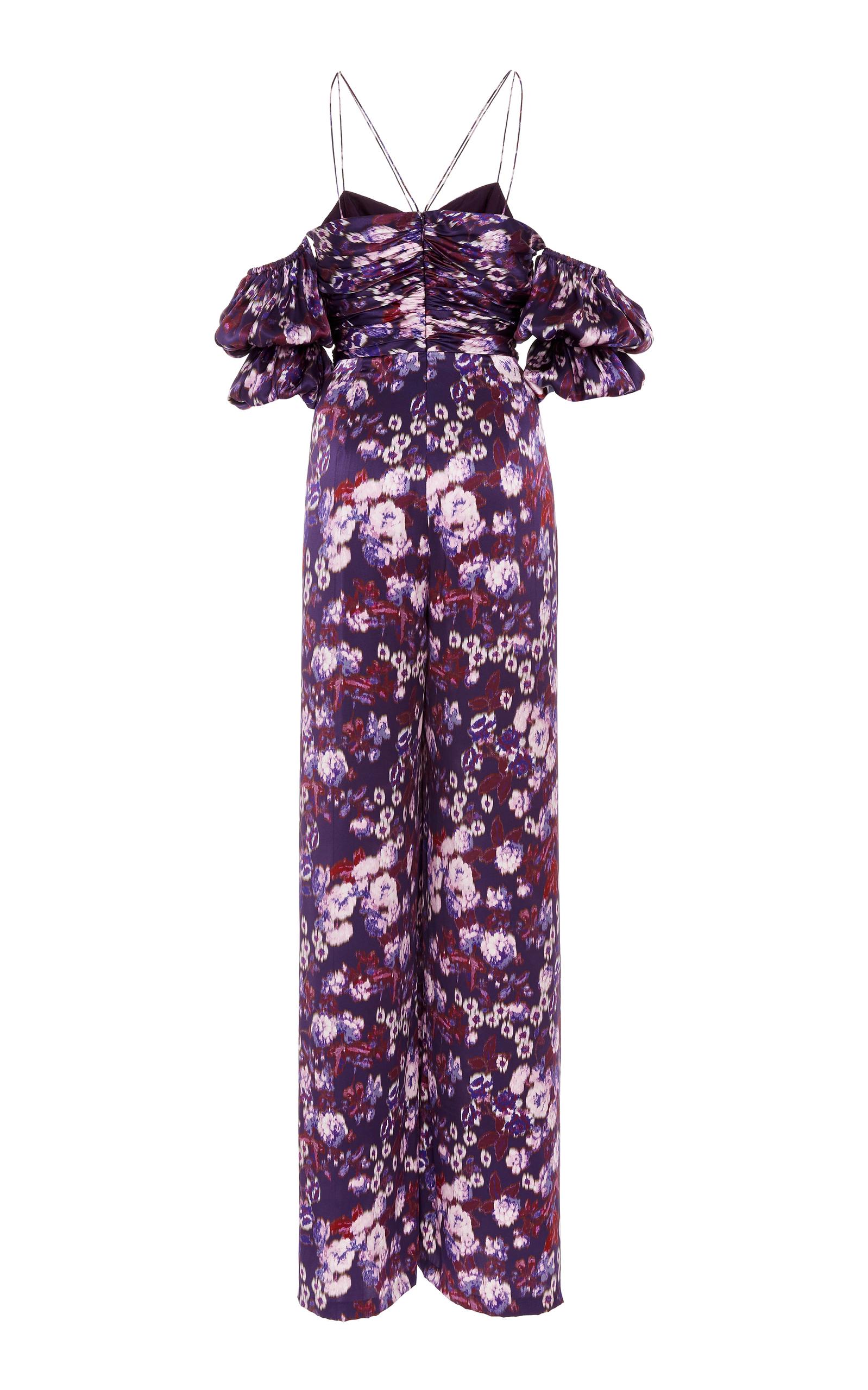 8c66b607ccc AMURAutumn Floral Jumpsuit. CLOSE. Loading. Loading