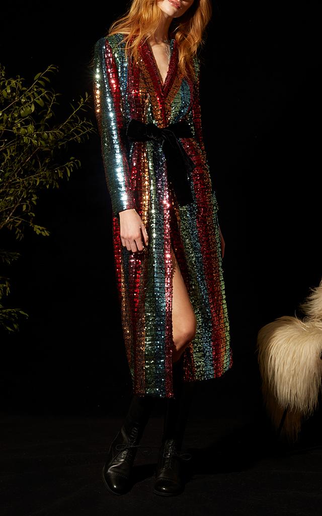 Wallflower Coat Dress Markarian cxd00
