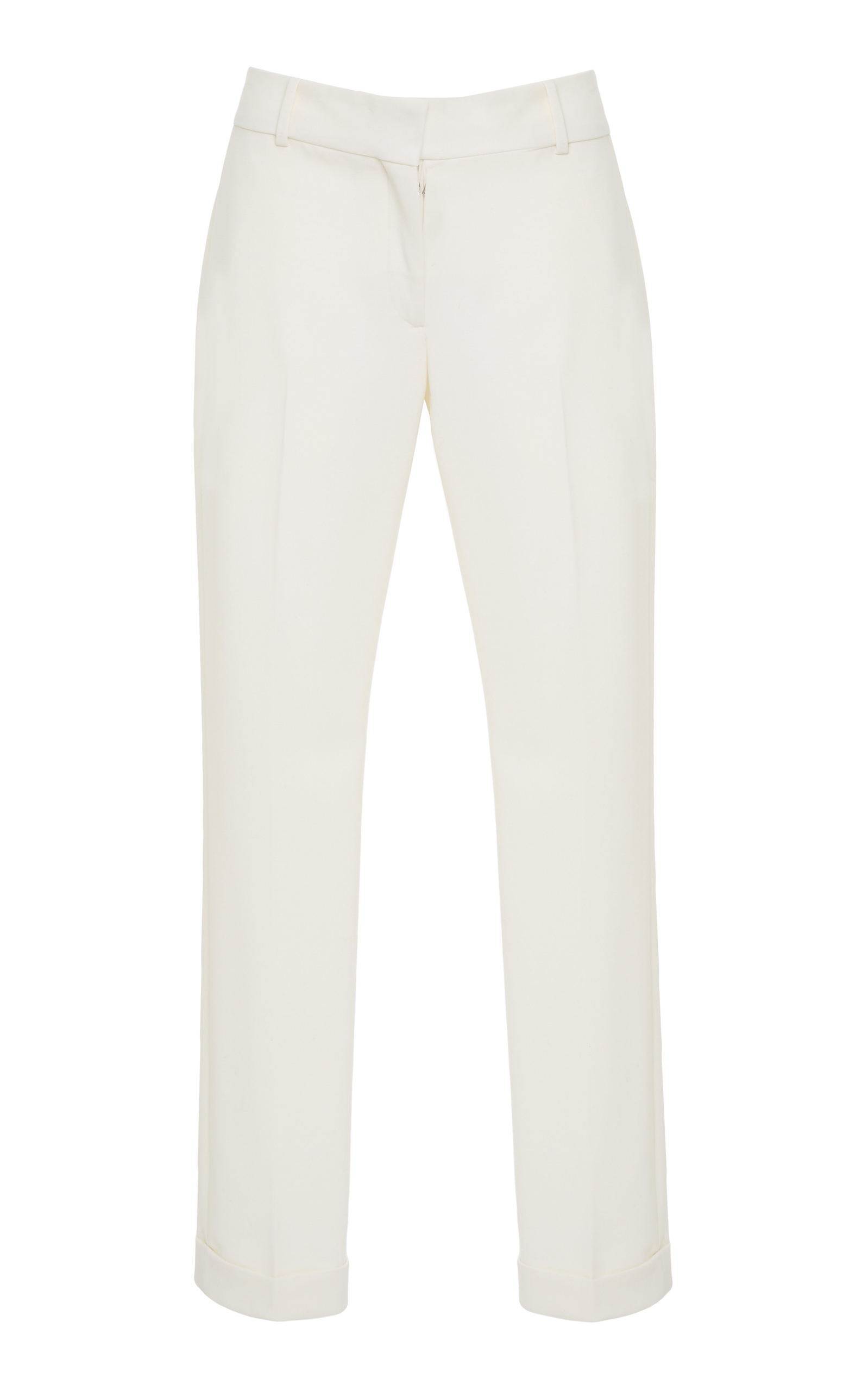 MAREI 1998 Erigeron Pants in White