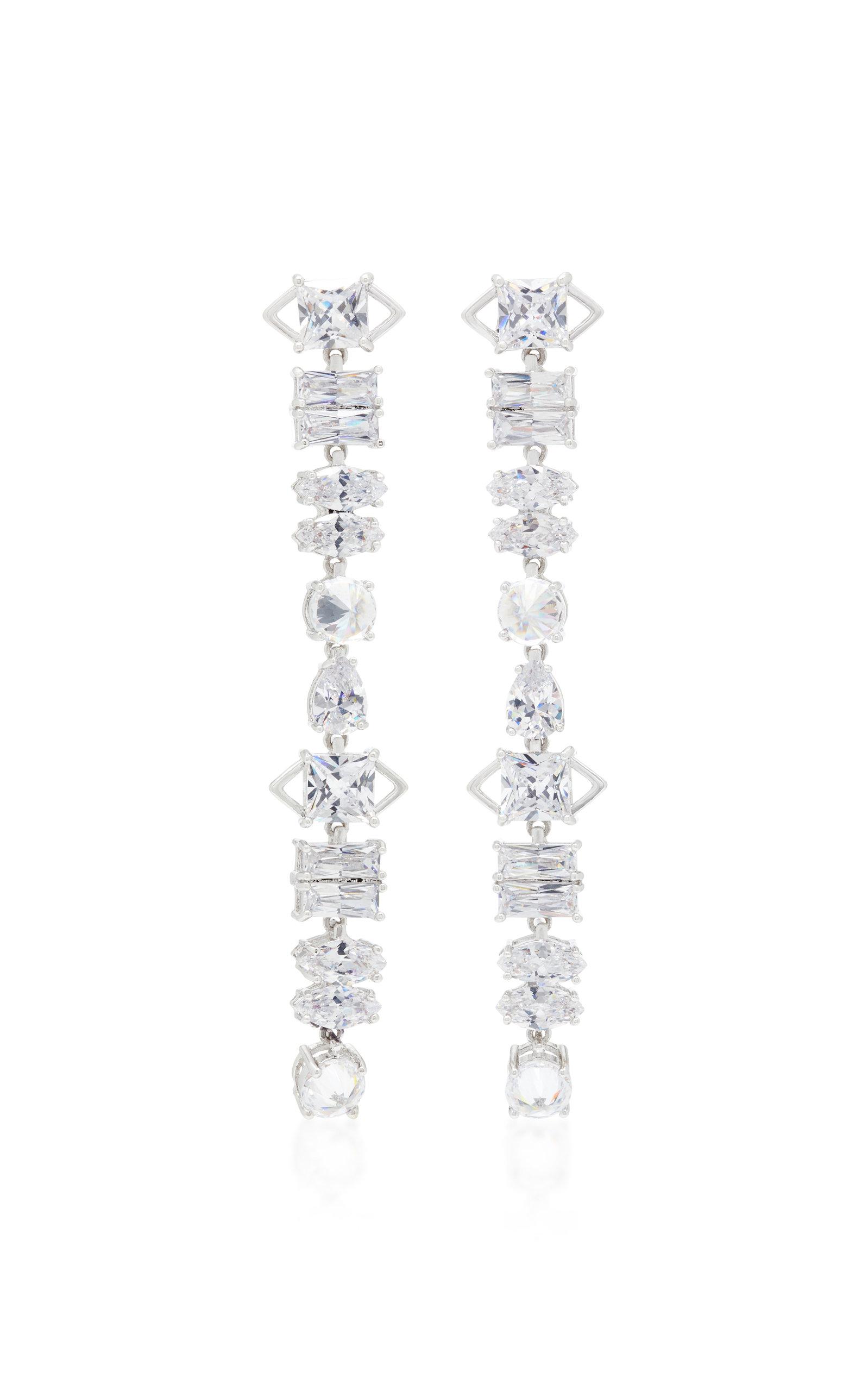 4141d4665 Jagged Edge Earrings by FALLON | Moda Operandi