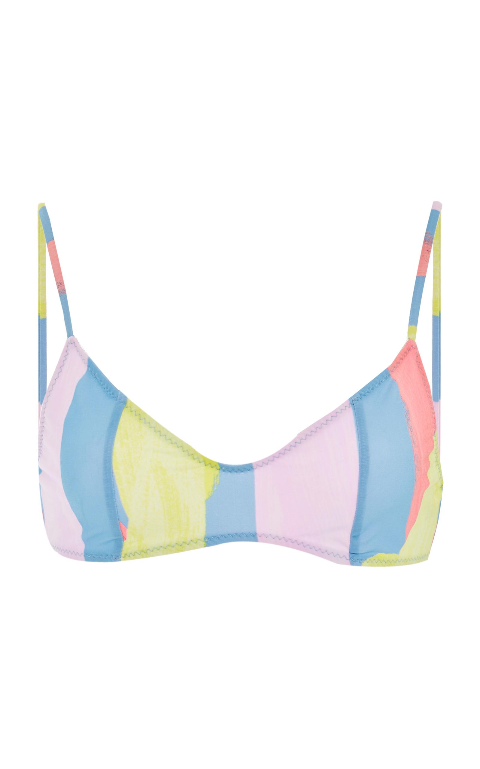 Araks Elsa Two Tone Bikini Top Vente Livraison Rapide Pas Cher QeBgG2