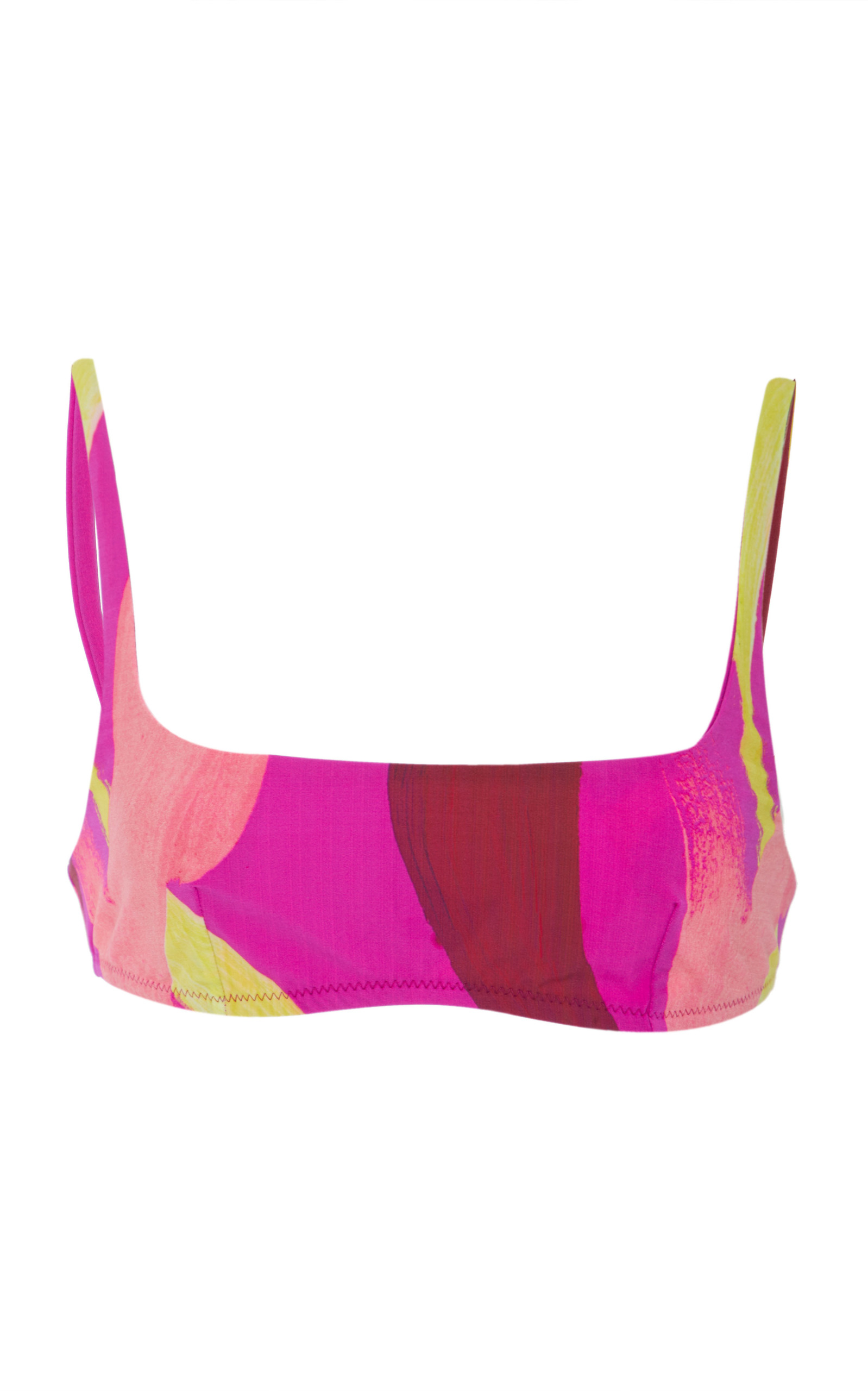 Araks Quinn Scoop Neck Bikini Top Livraison Gratuite Abordable 1F7cmgw4