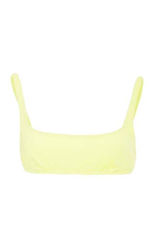 ARAKS | Araks Quinn Scoop Neck Bikini Top | Goxip