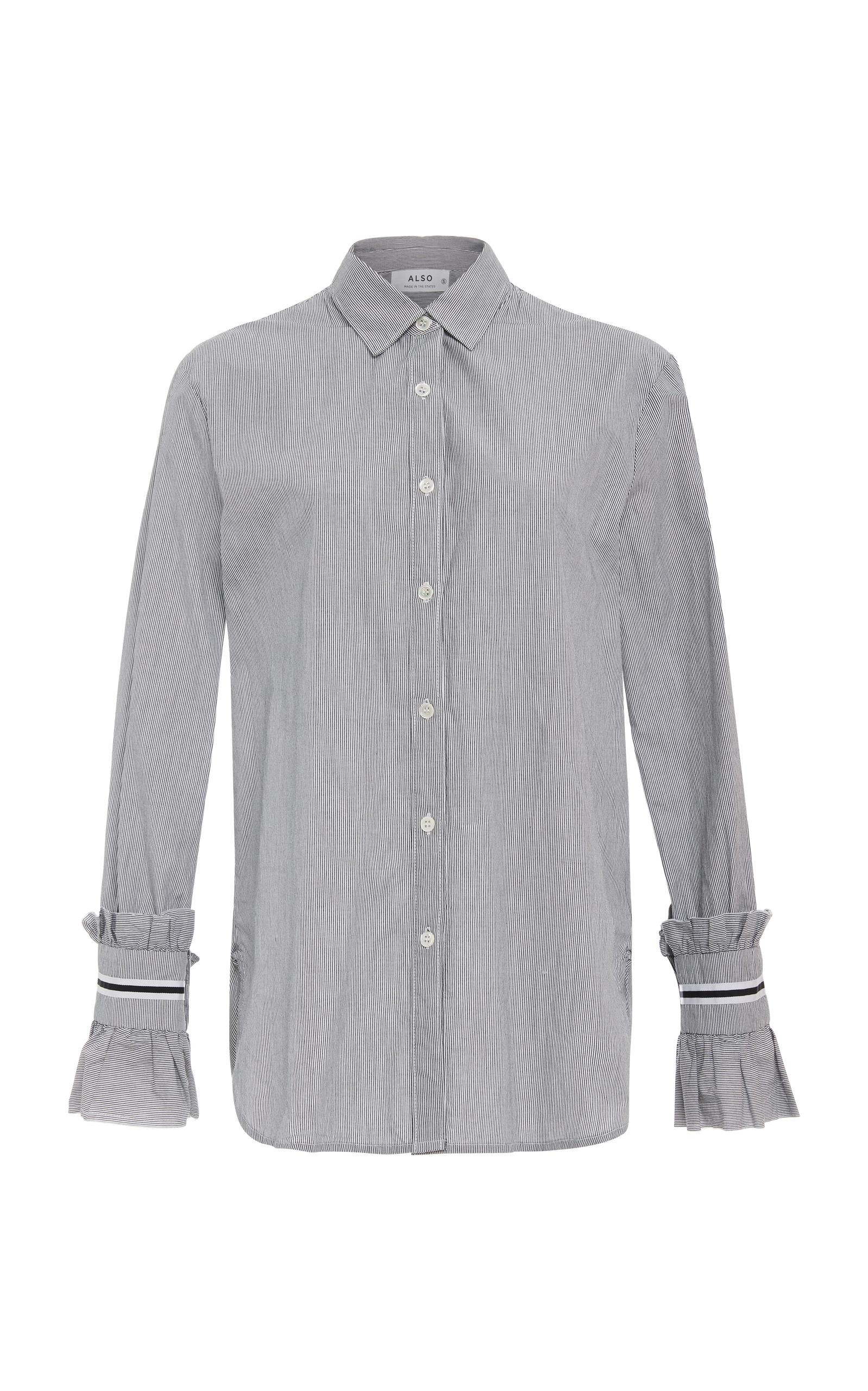 ALSO Margaux Shirt in Black