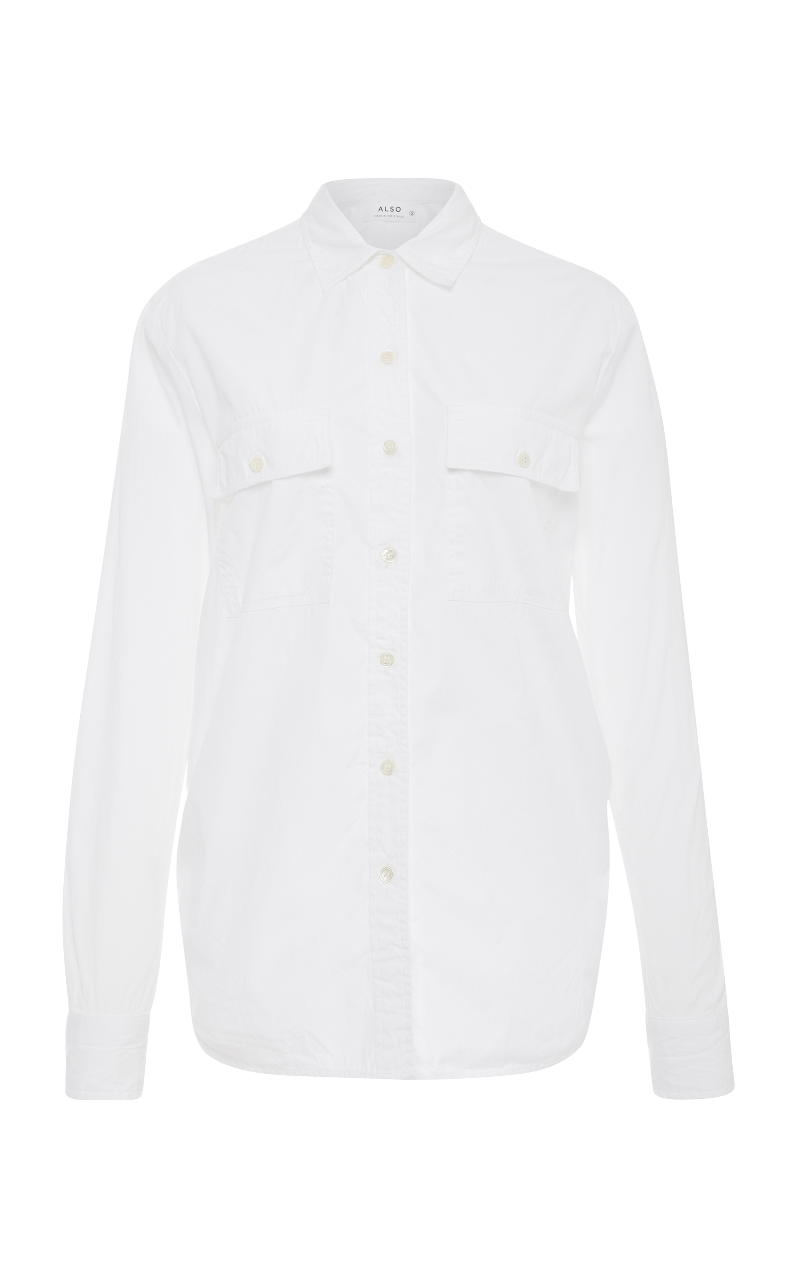 ALSO Lucie Shirt in White