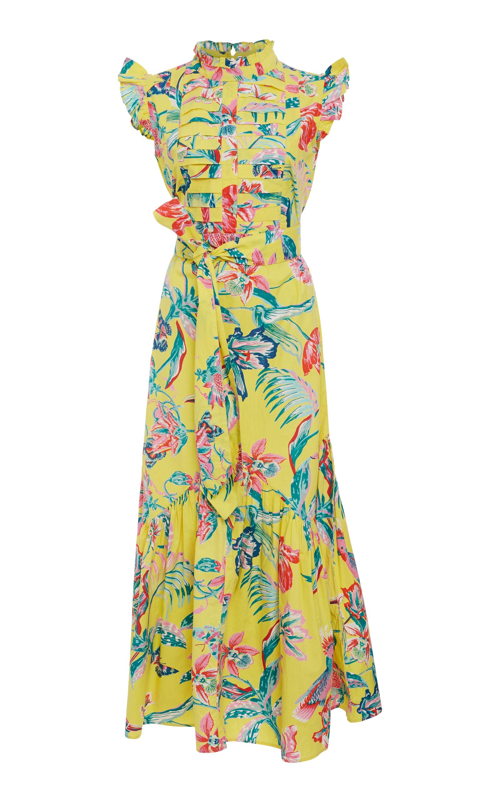 8a91ab6983 Amazon Printed Maxi Dress by Banjanan