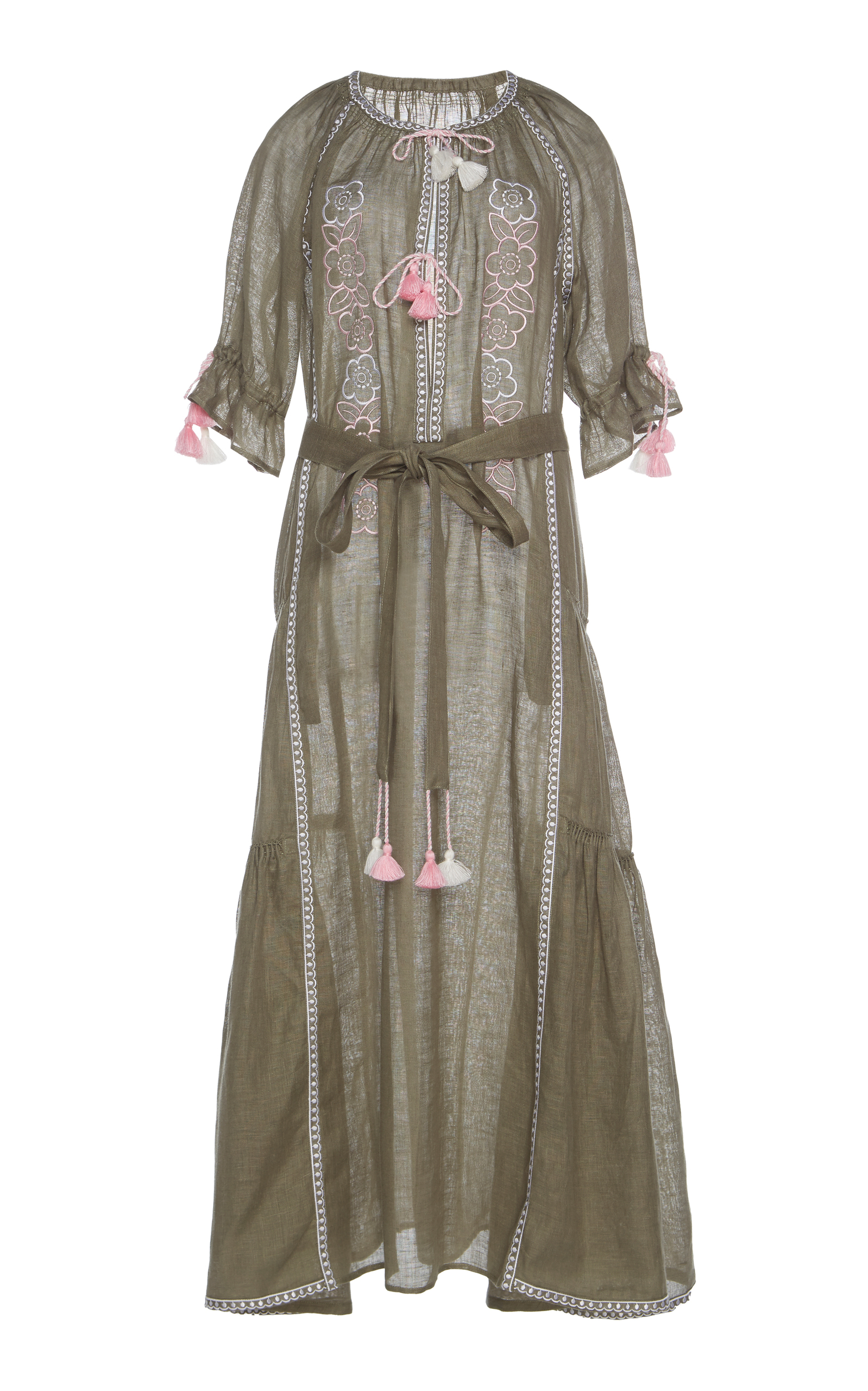 March11 NINA MAXI DRESS