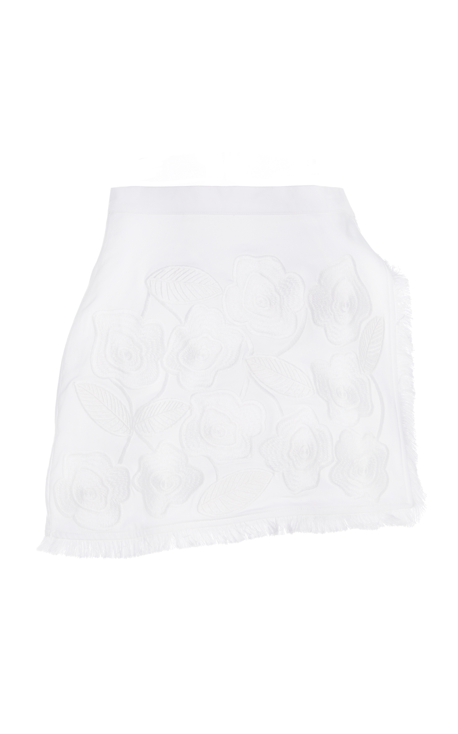 March11 MALVA WRAP SKIRT