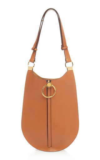 MARNI   Marni Earring Leather Shoulder Bag   Goxip