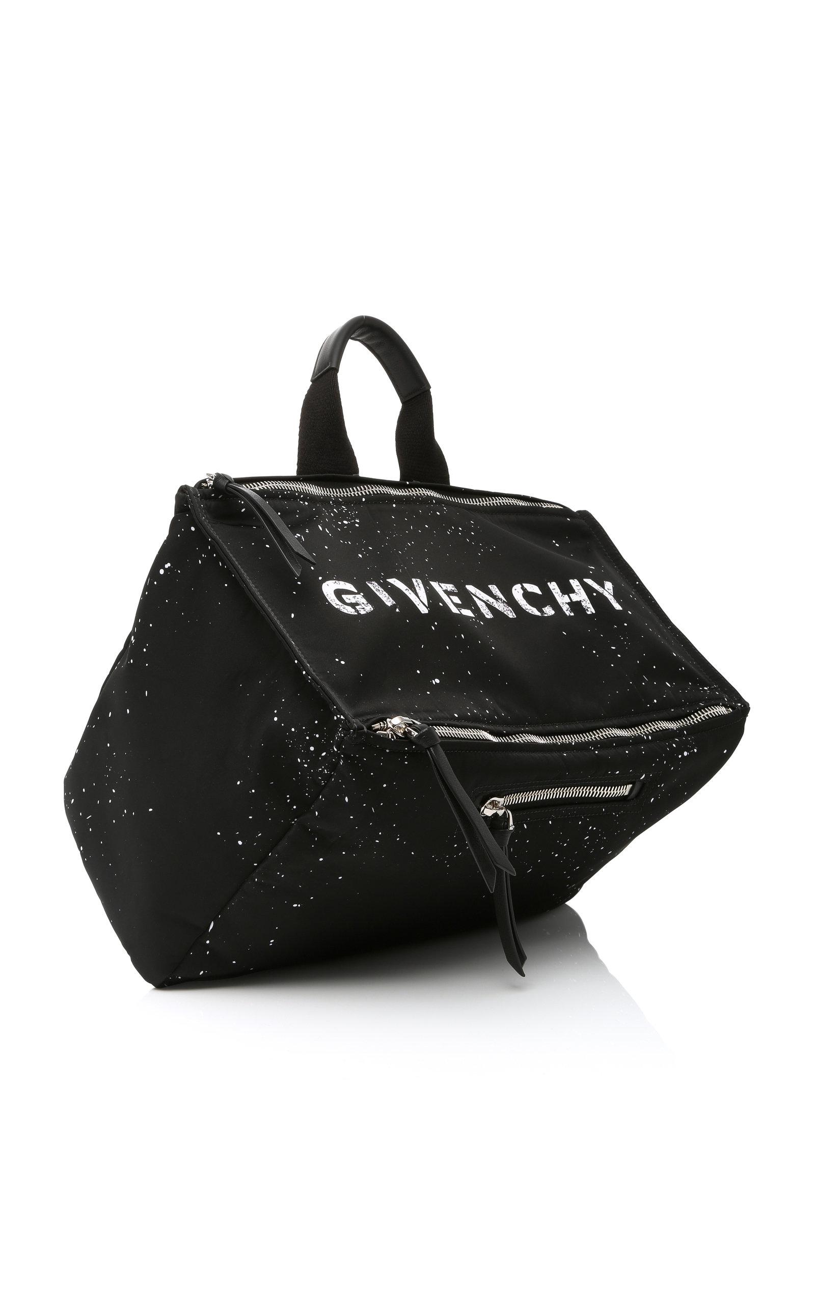Givenchy Pandora Messenger Bag In Black  f51221063f03a