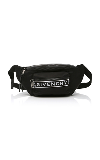 GIVENCHY | Givenchy Logo Belt Bag | Goxip