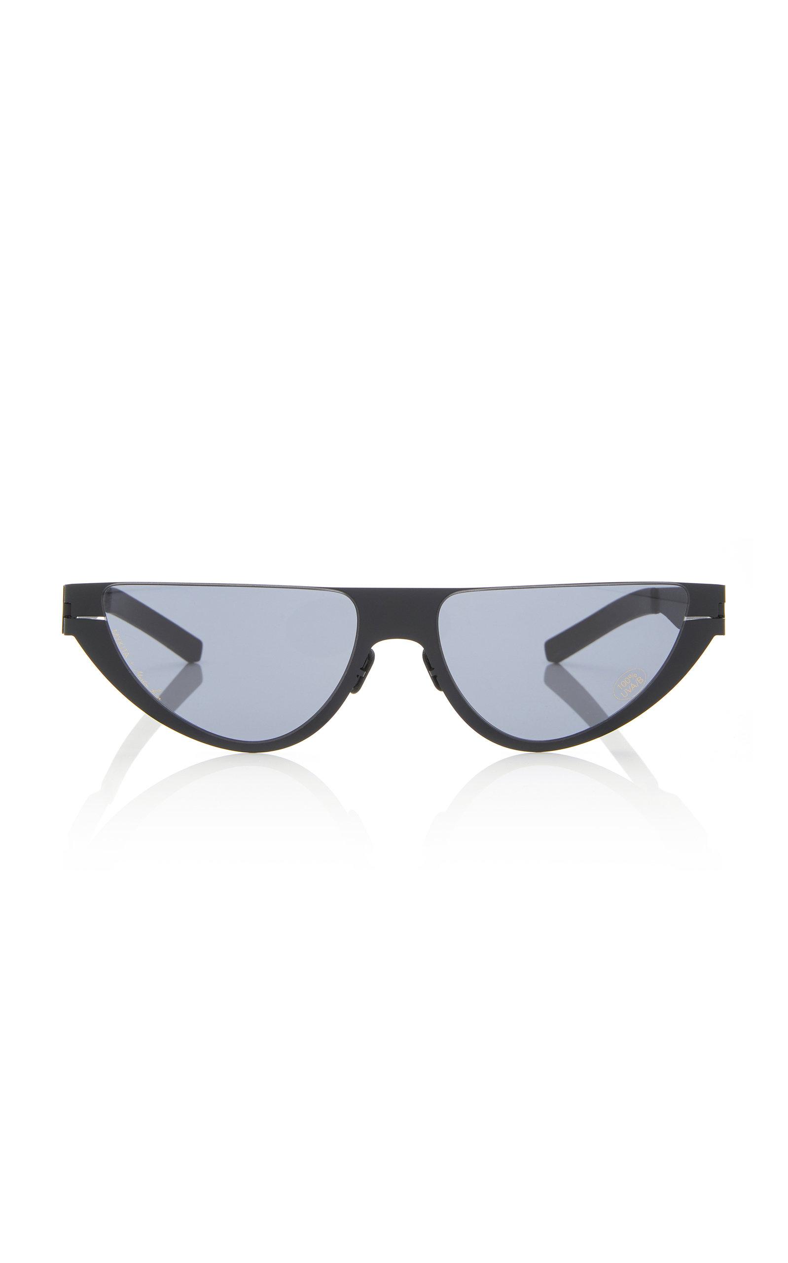 MYKITA Cat-eye shaped sunglasses mdeuP
