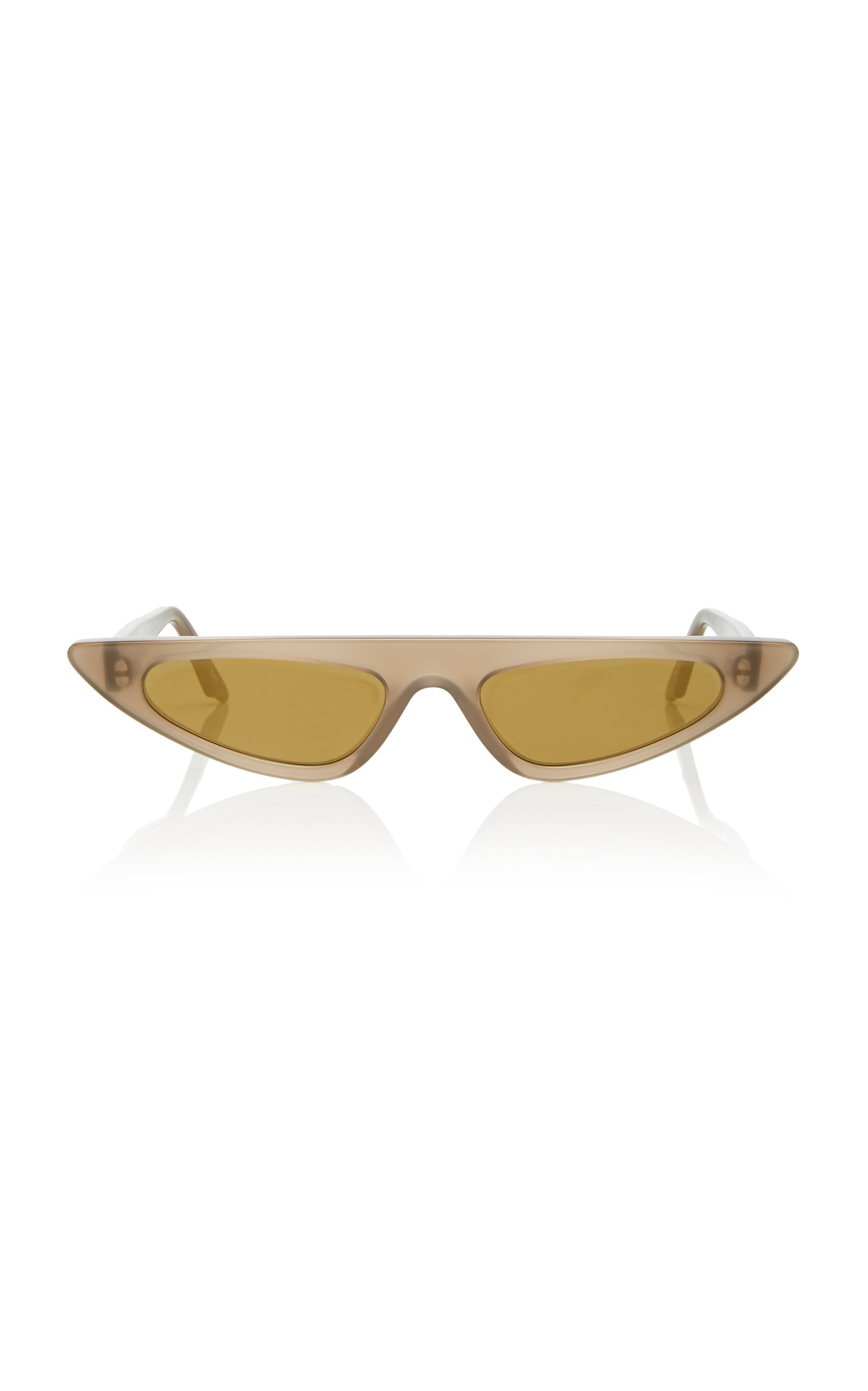 ANDY WOLF FLORENCE CAT EYE ACETATE SUNGLASSES