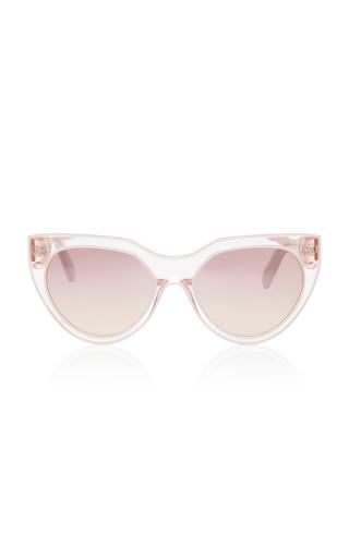 EMILIO PUCCI SUNGLASSES | Emilio Pucci Sunglasses Cat-Eye Acetate Sunglasses | Goxip