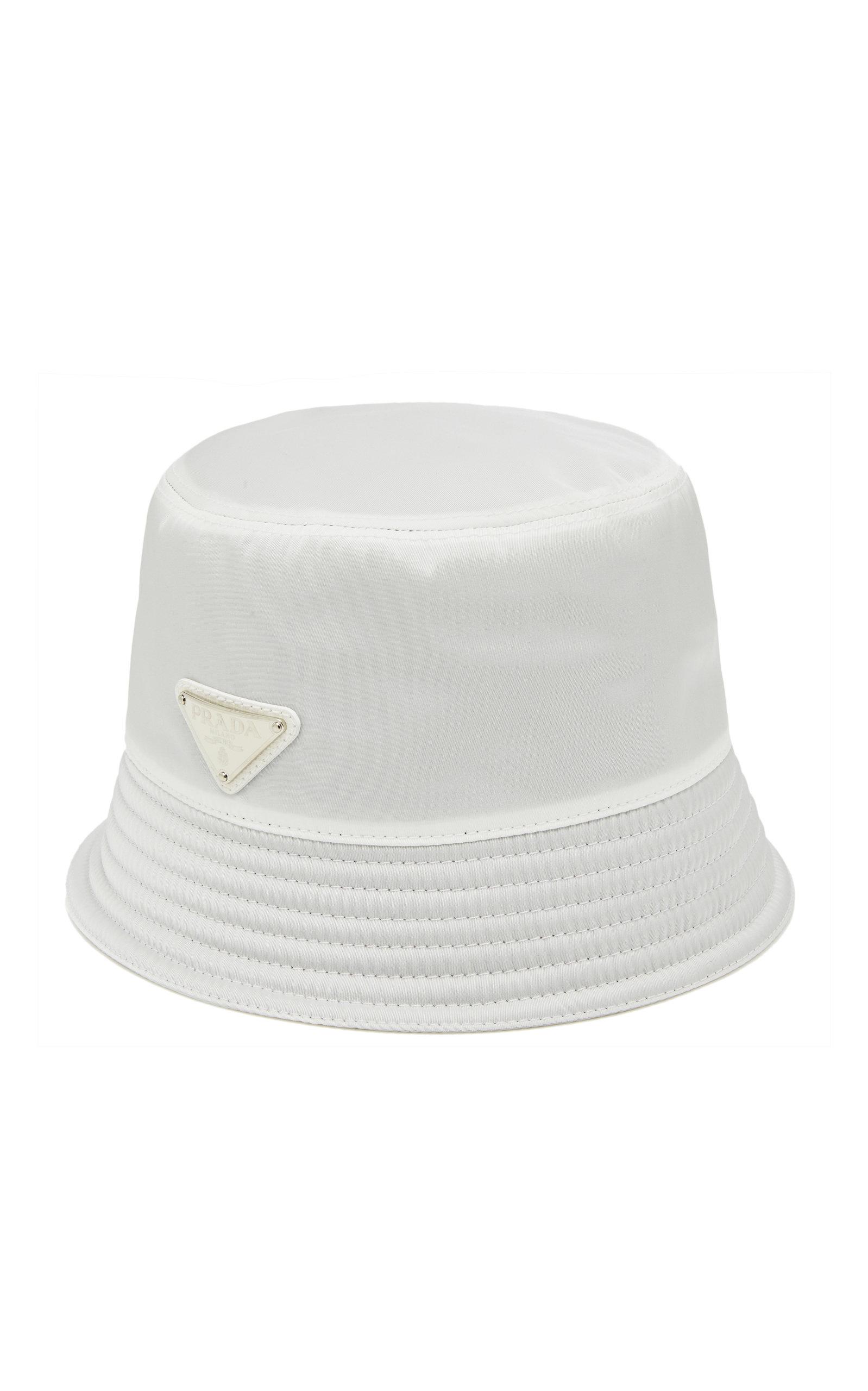 4cbeb928db85 PradaLogo-Appliquéd Nylon Bucket Hat. CLOSE. Loading. Loading