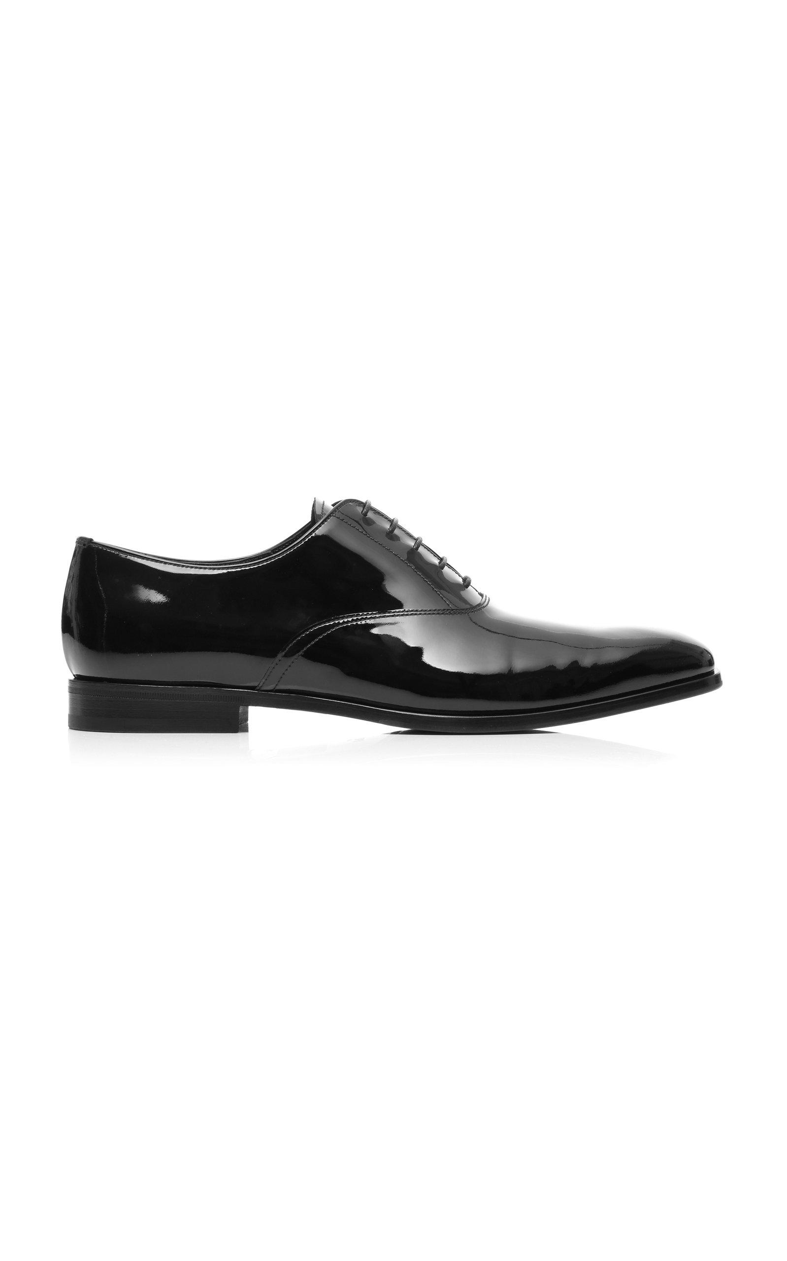 5d2491ef Patent Leather Tuxedo Shoes