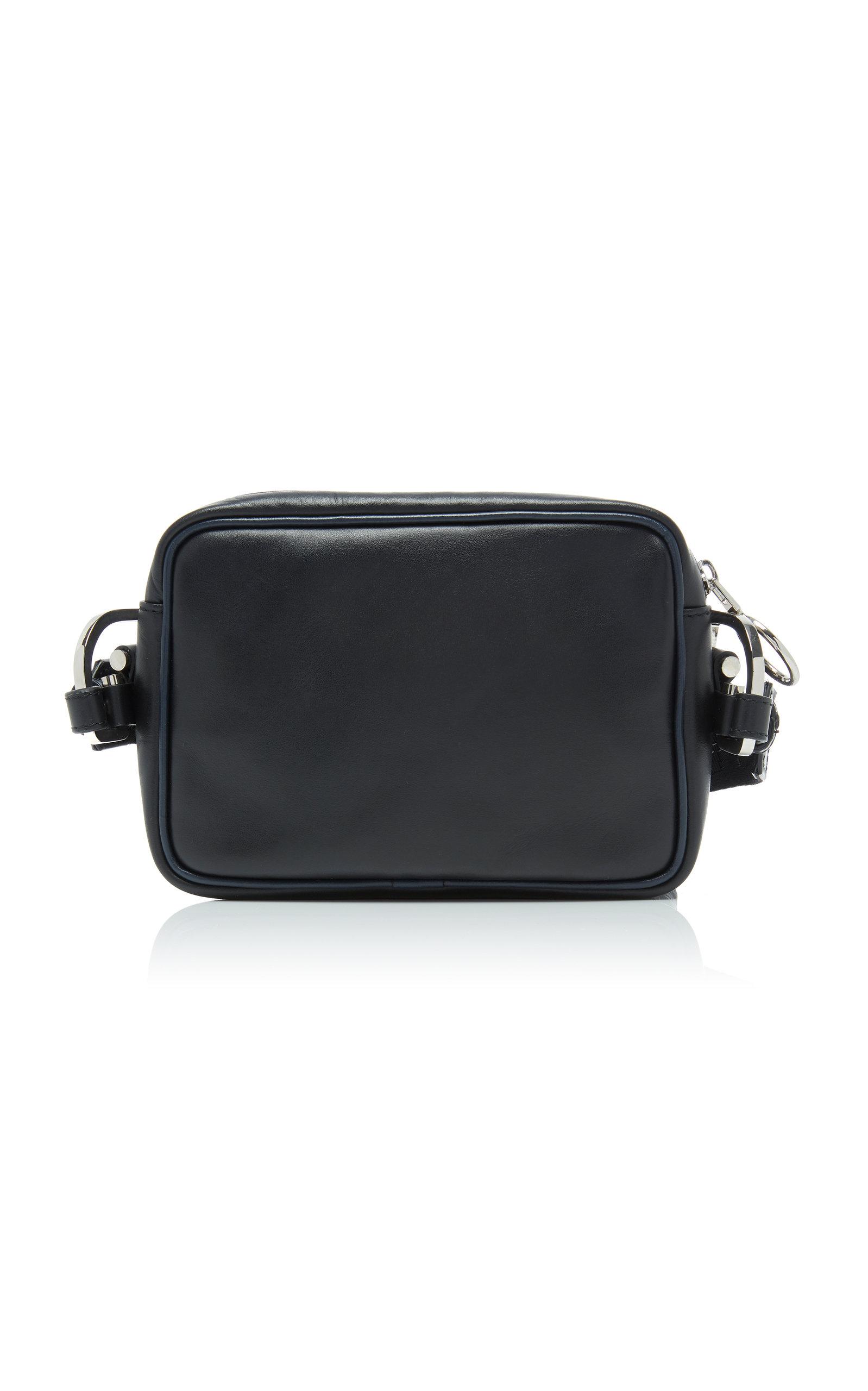 06bdc37bde Off-White c o Virgil AblohPrinted Leather Crossbody Bag