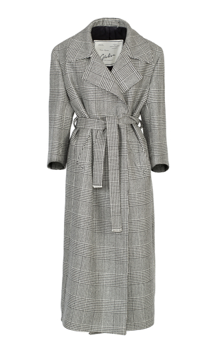 GIULIVA HERITAGE COLLECTION | Giuliva Heritage Collection The Linda Belted Wool Coat | Goxip