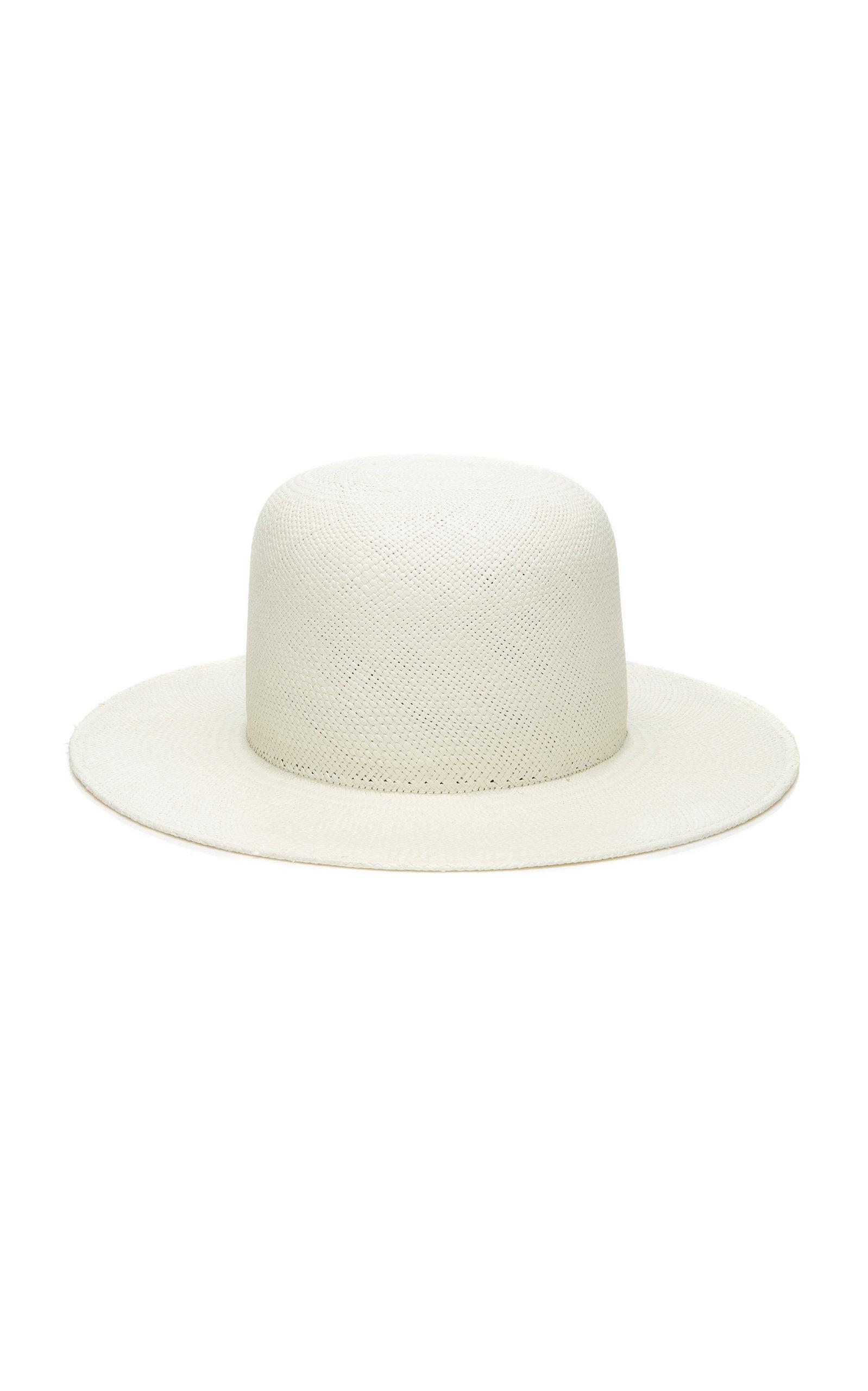 JANESSA LEONE ALICE STRAW HAT