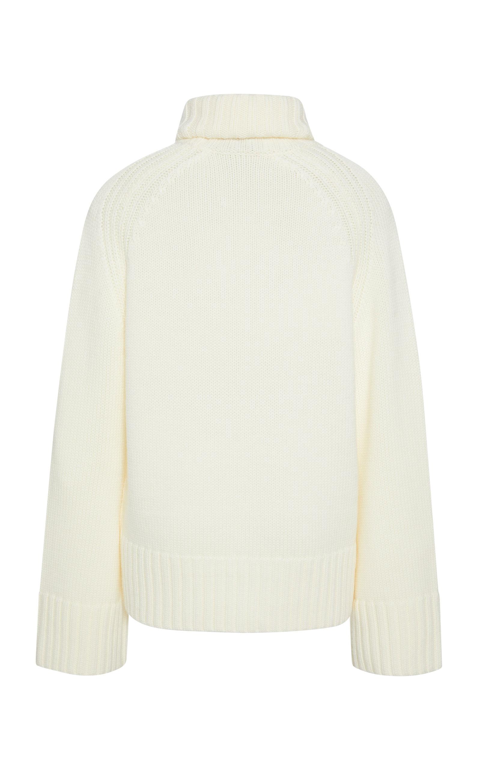 Sloppy Joe Turtleneck Wool Sweater By Joseph Moda Operandi