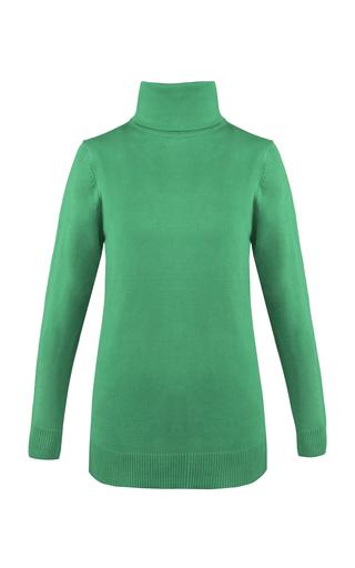 DALOOD   Dalood Turtle Neck Sweater   Goxip