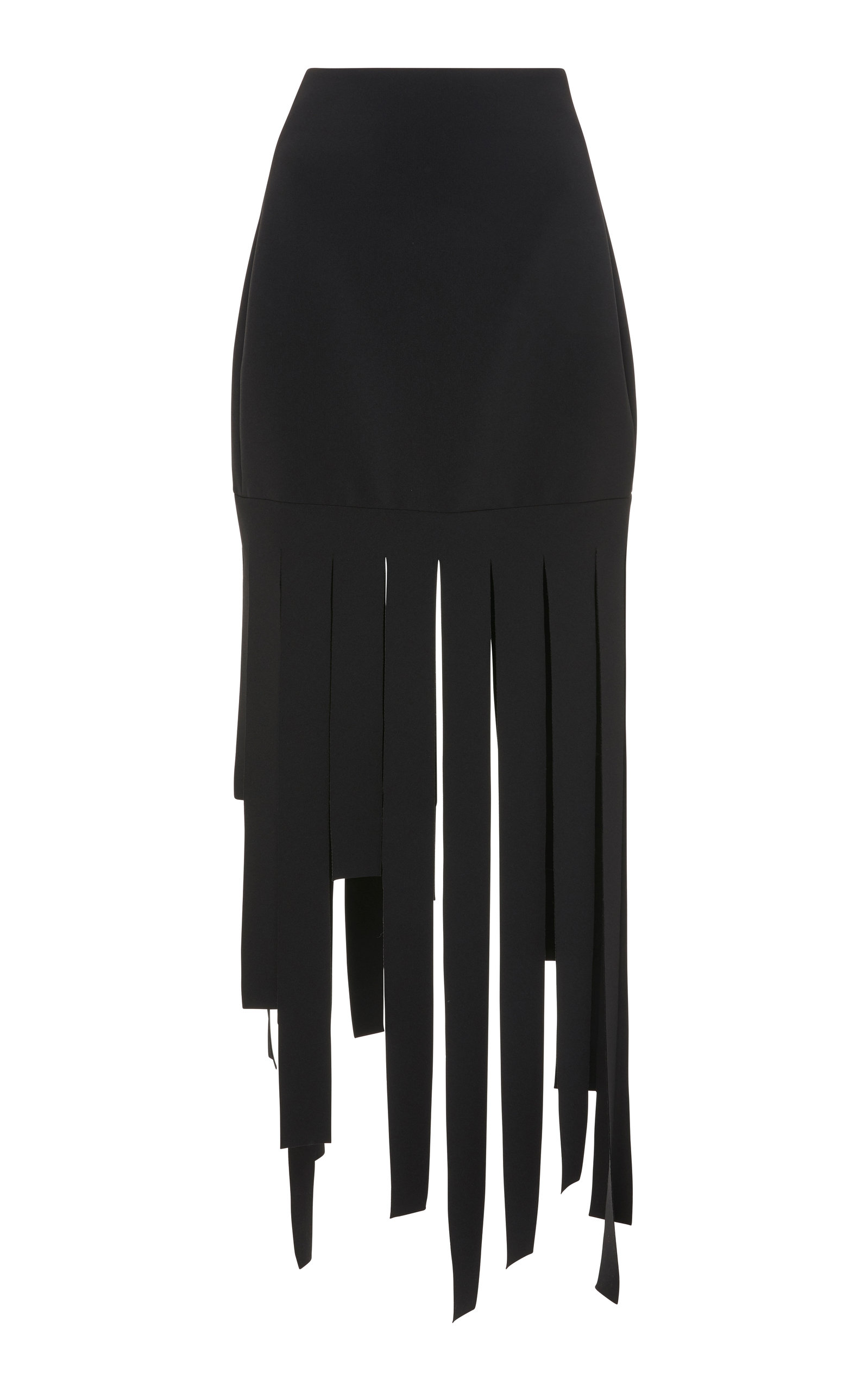 Fringed Crepe Skirt Carmen March Best Store To Get Free Shipping Outlet 704lV