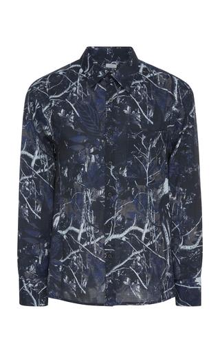 LANVIN | Lanvin Oversize Print Shirt | Goxip