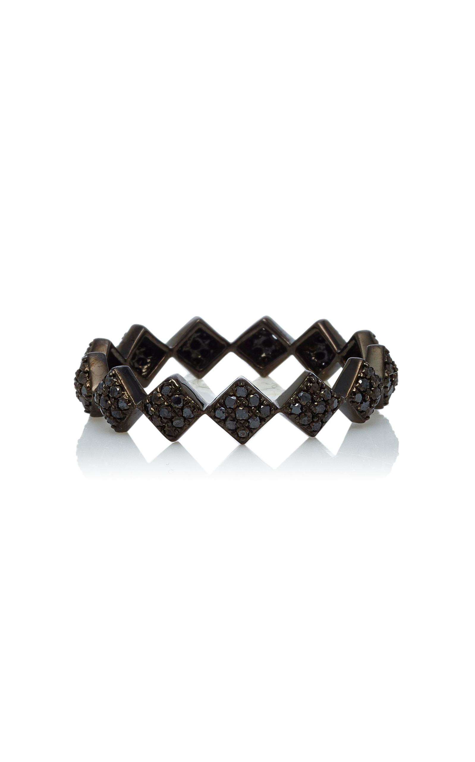 bands sterling ip g diamond and carat created black w com white sapphire asteria ring silver t walmart