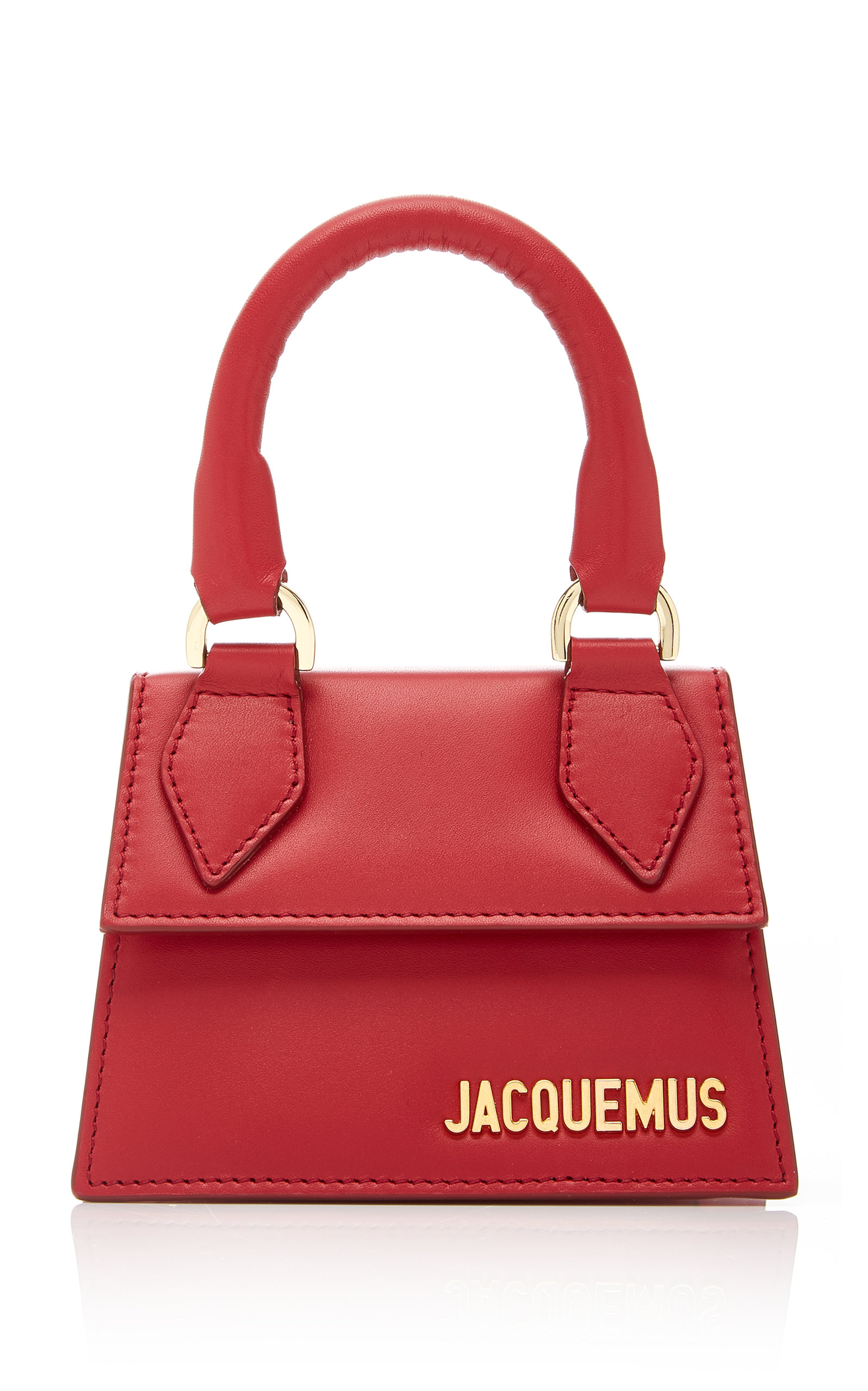 Le Chiquita Leather Tote by Jacquemus  c890cccd9e001