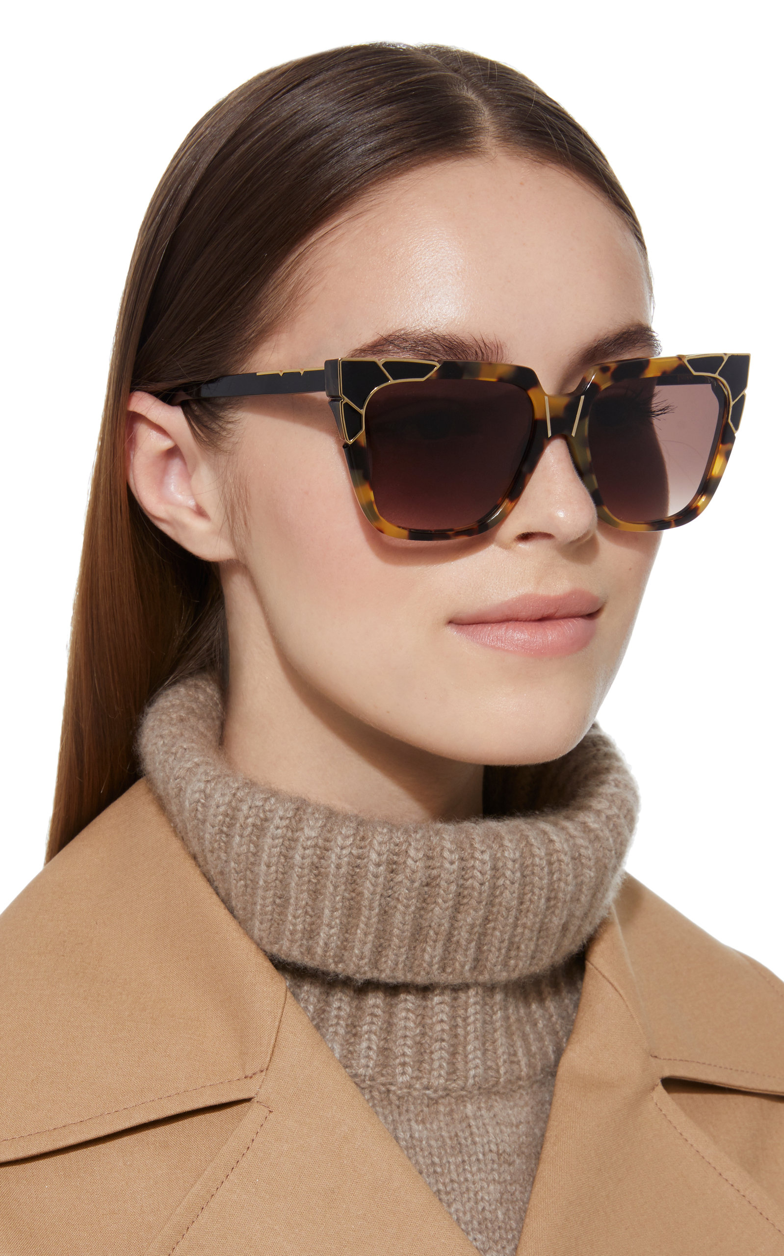 a7ee69173d9b Charlie & The Angels Tortoise Acetate Sunglasses by Pared Eyewear ...