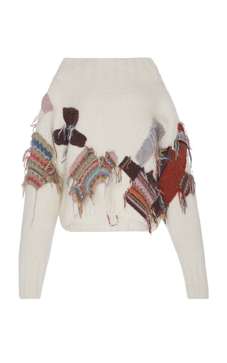 Patched Sweater | Moda Operandi