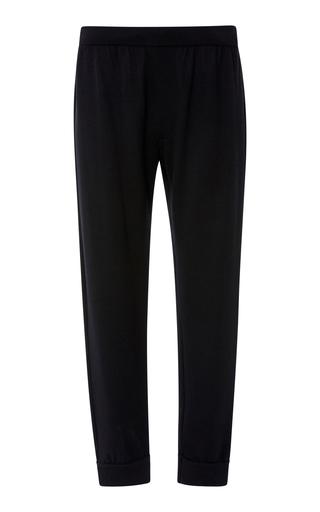 PRADA | Prada Knit Cuff Pant | Goxip