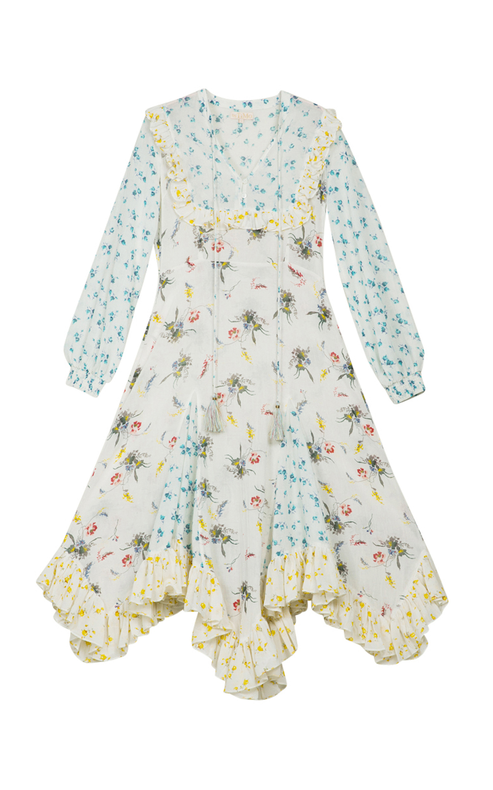 Bohemian Midi Dress by byTiMo