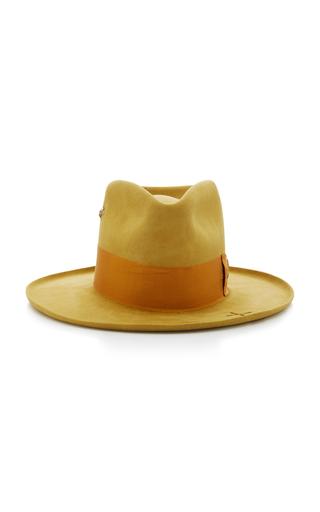0a68894720582 Brandon Maxwell X Gigi Burris Felt Cowboy Hat by Brandon Maxwell ...