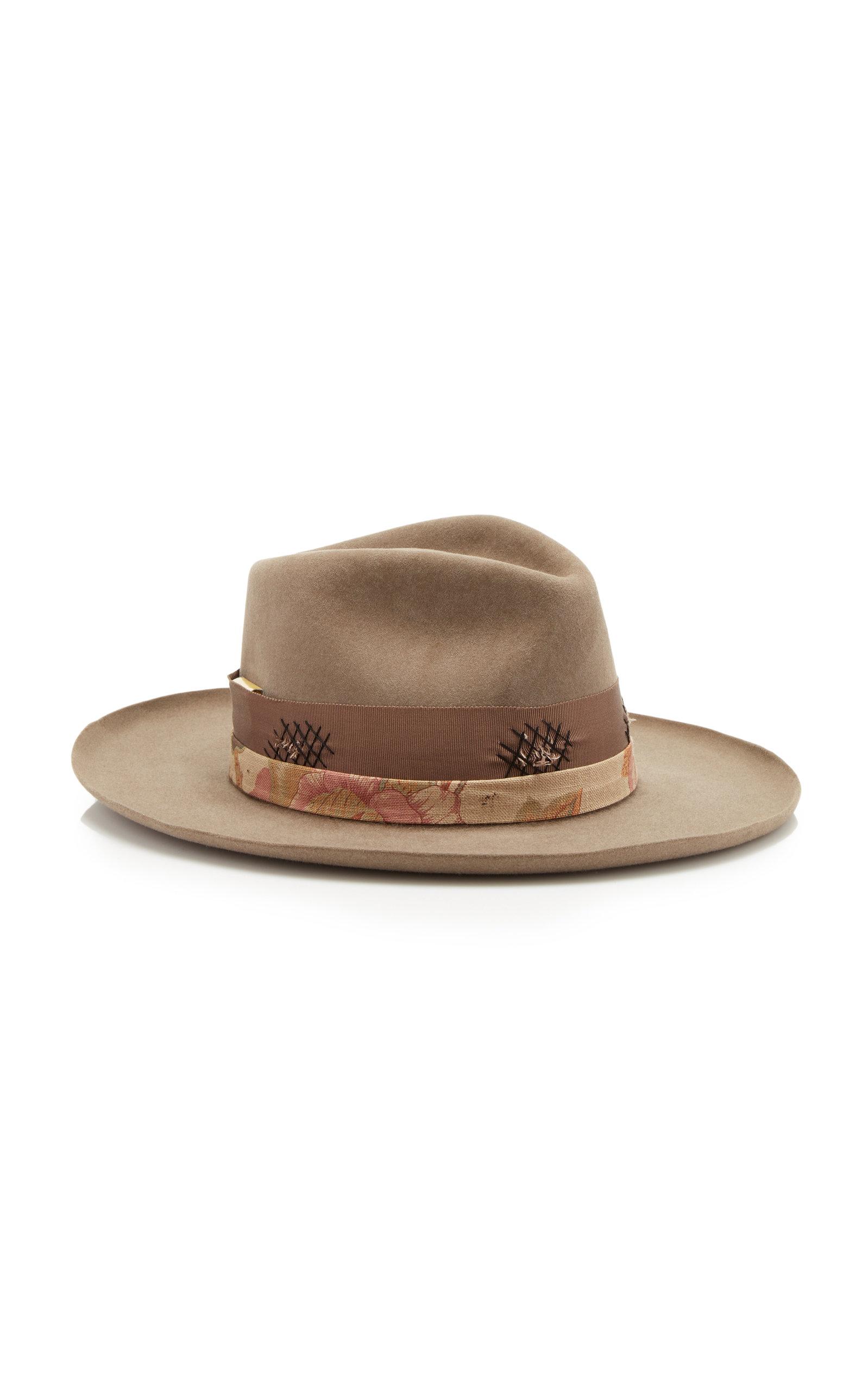 Verbon A De La Falaise Beaver Felt Hat Nick Fouquet U1YTJMnaNY