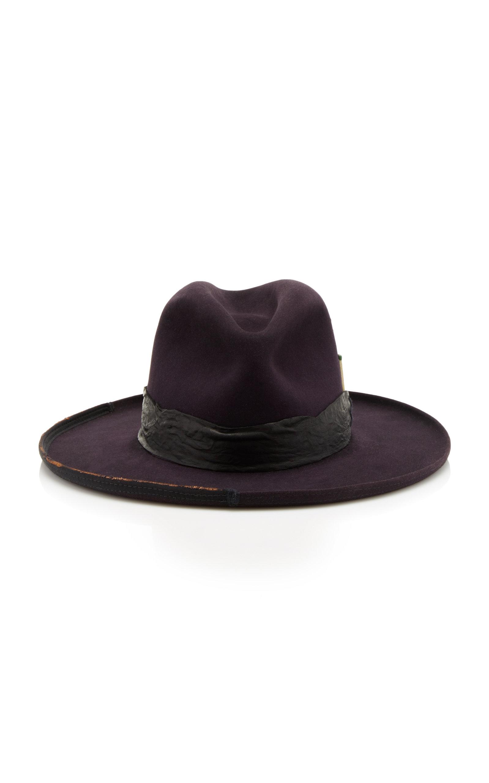 CACTUS STORM BEAVER FELT HAT