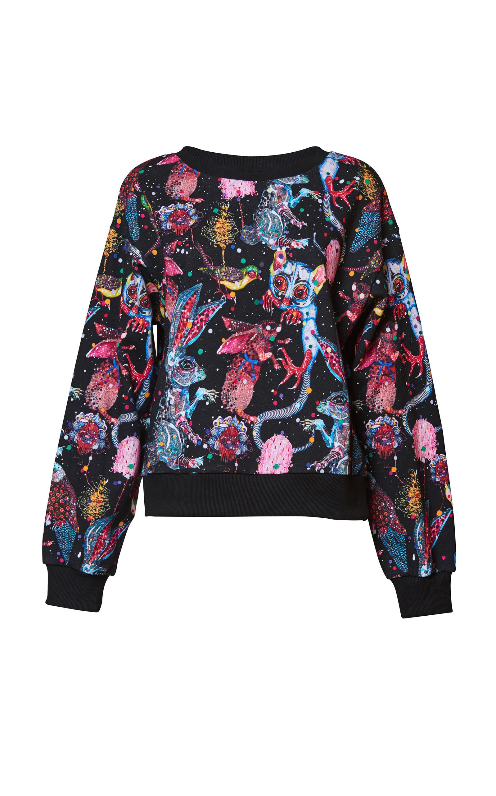 Romance Was Born animalia sweatshirt Enjoy Sale Online Discount Geniue Stockist cUMkh