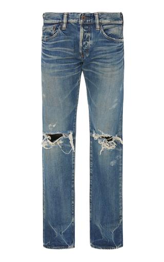 SIMON MILLER | Simon Miller Skinny-Fit Distressed Jeans | Goxip